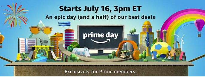 Get Ready for Amazon Prime Day 2018!