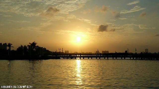spot sunset di jakarta