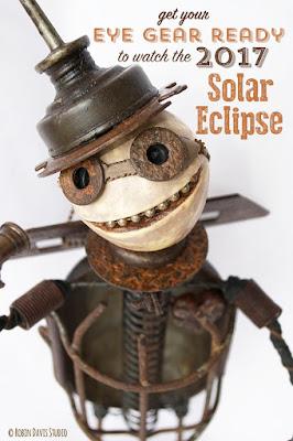 solar eclipse - Robin Davis Studio