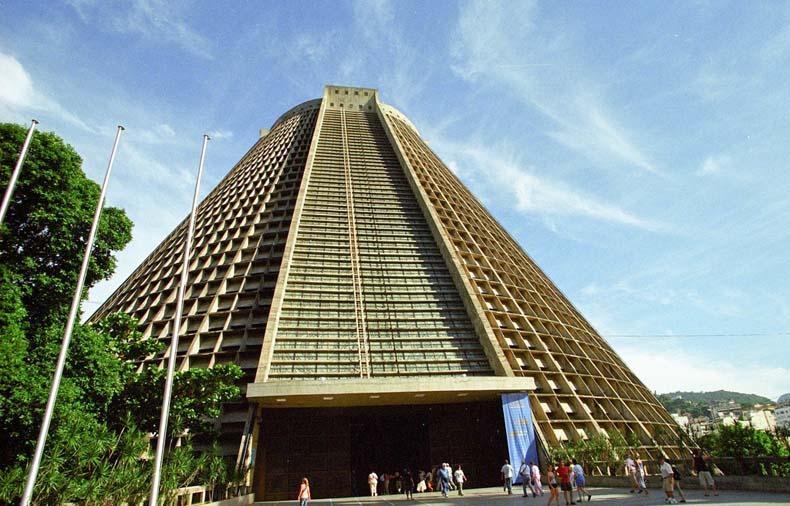 La catedral de Río de Janeiro | Brazil