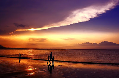 pantai nan indah