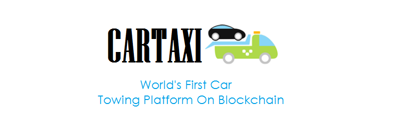 CarTaxi : The First Towing Service on Blockchain Platform