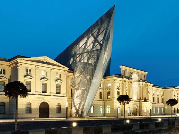 Museum Sejarah Militer, Dresden, Jerman