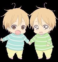 มามิซึกะ ทาคุมะ - คาซึมะ (Mamizuka Takuma - Kazuma) @ Gakuen Babysitters: School Babysitters นักเรียนพี่เลี้ยงเด็ก