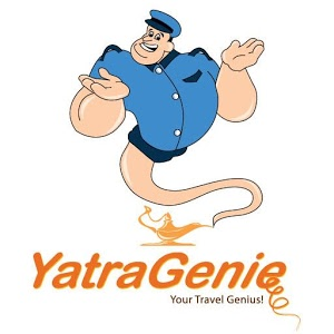 Online Script YatraGenie App Loot - Get Rs100 On SignUp With Rs 100 Per Refer