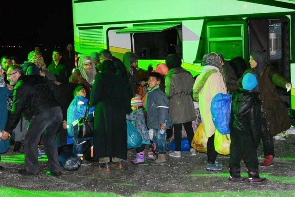 Ανάγκη βοήθειας για τους πρόσφυγες