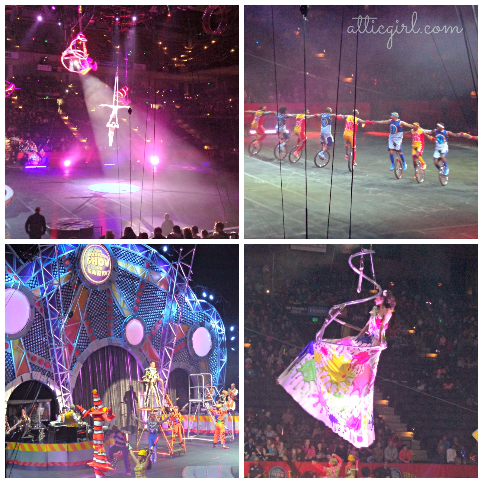 Ringling Bros. Circus, Baltimore, Feld Entertainment