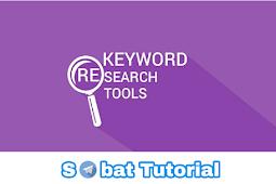 5 tool Penyedia riset keyword gratis untuk mencari kata kunci yang tepat