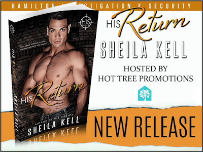 RELEASE TOUR, REVIEW & #GIVEAWAY - HIS Return by Sheila Kell