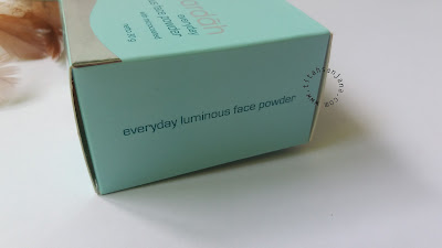 WARDAH EVERYDAY LUMINOUS FACE POWDER 02 BEIGE