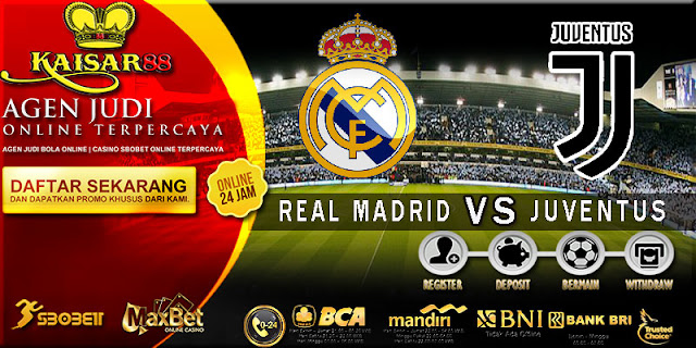 PREDIKSI TEBAK SKOR JITU UEFA CHAMPIONS LEAGUE REAL MADRID VS JUVENTUS 12 APRIL 2018