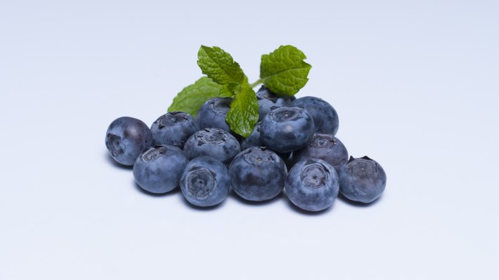 Wallpaper: Blueberries