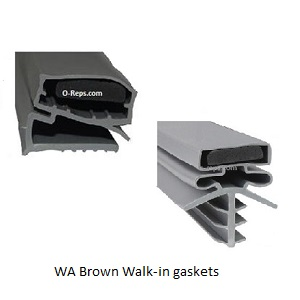 Walk-in Cooler Door Gaskets