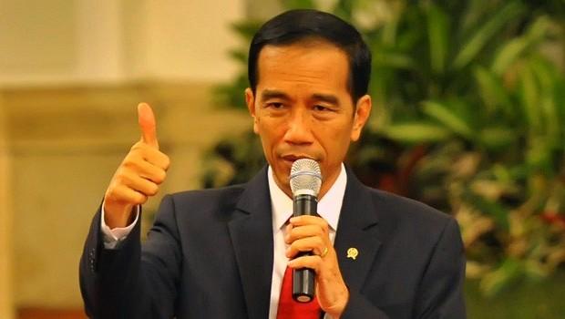 Ini Respon Jokowi Masalah Perindo Berikan Support Kepadanya di Pilpres 2019