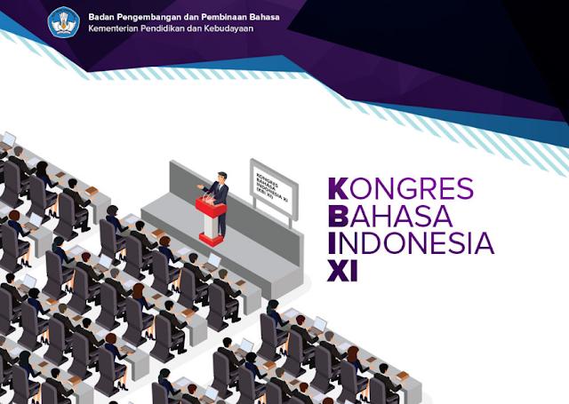 Kongres Bahasa Indonesia XI Tahun 2018