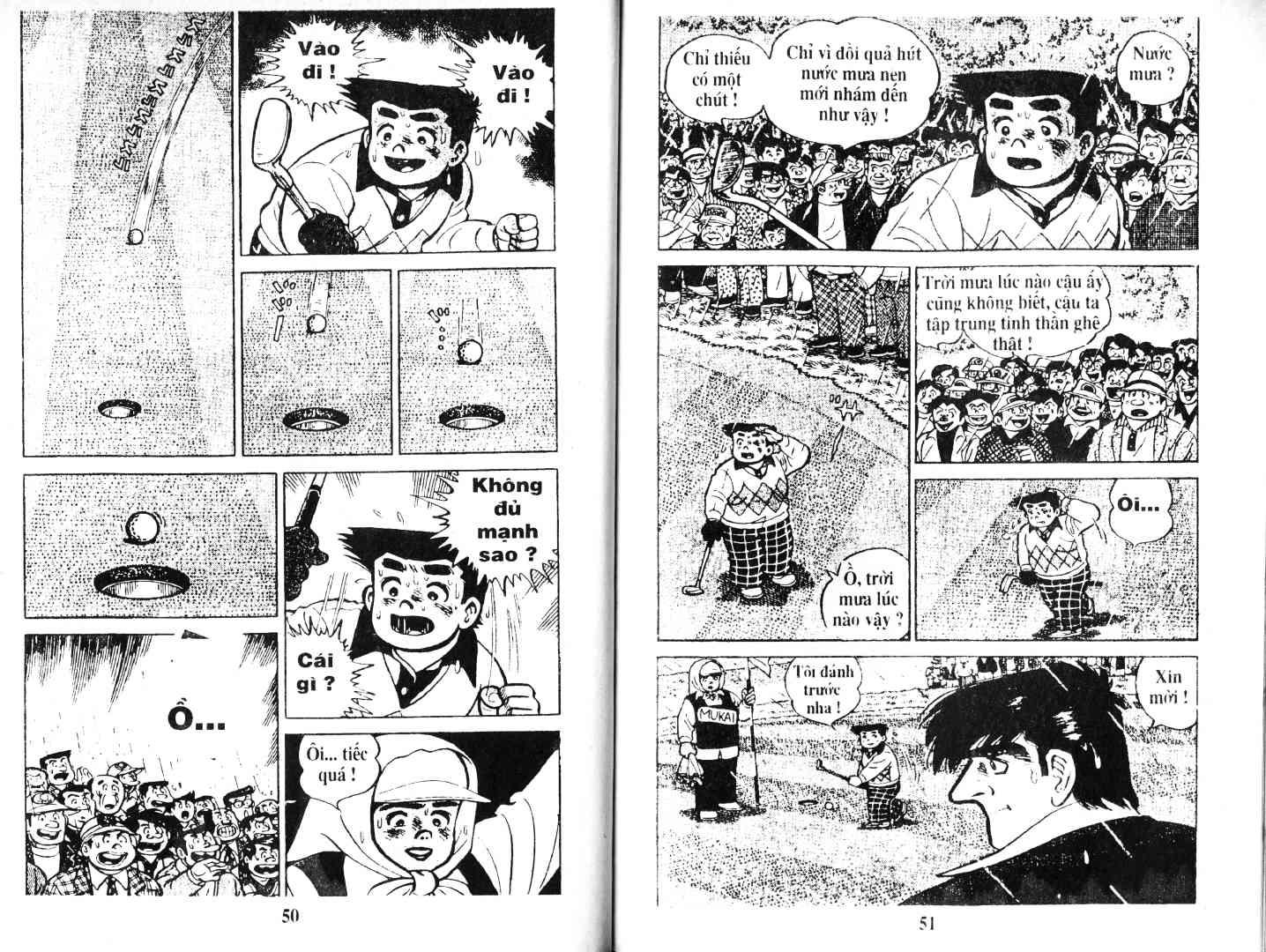 Ashita Tenki ni Naare chapter 47 trang 25