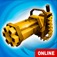 Mad GunZ - online shooter Unlimited (Money - Diamond) MOD APK