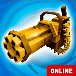 Mad GunZ - Battle Royale, online, shooting games - VER. 2.1.7 Unlimited Bullets MOD APK