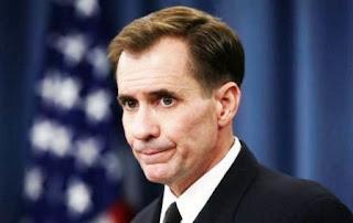 El portavoz del Departamento de Estado norteamericano