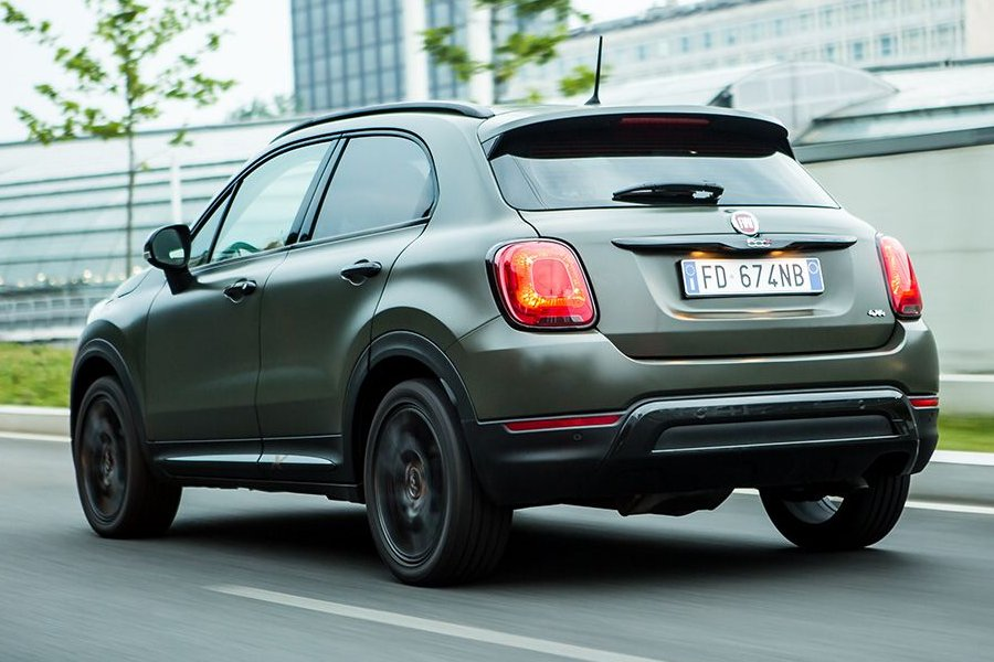 fiat 500x s design special edition unveiled autoesque. Black Bedroom Furniture Sets. Home Design Ideas