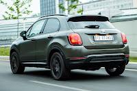 Fiat 500X S-Design (2017) Rear Side
