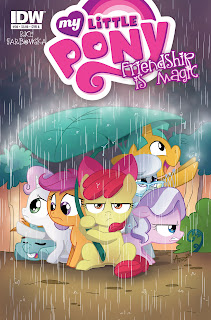 My Little Pony: Friendship is Magic #38 Released Today!