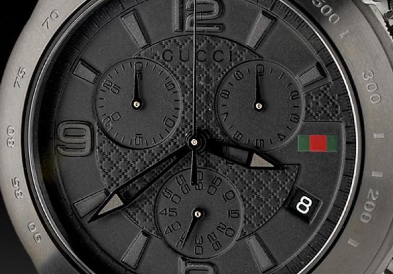 Gucci Watch Travel Case
