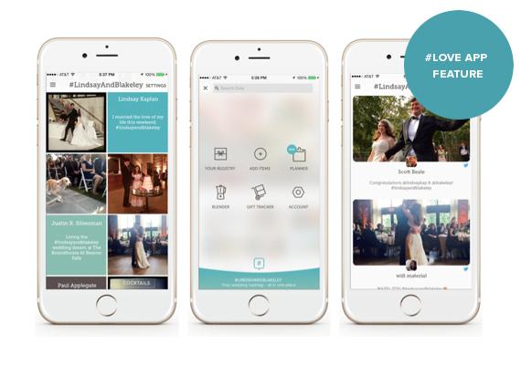 Zola Wedding App