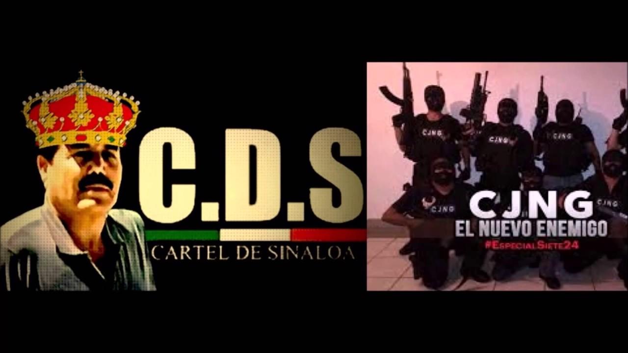 TRUMP manda a grupos especiales a combatir al Cartel de Sinaloa y el CJNG