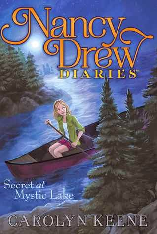 Series Books For Girls Nancy Drew Diaries 5 Willow Woods And 6