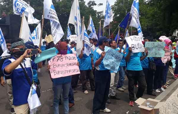 pemprov jabar tetapkan upah kabupaten cirebon