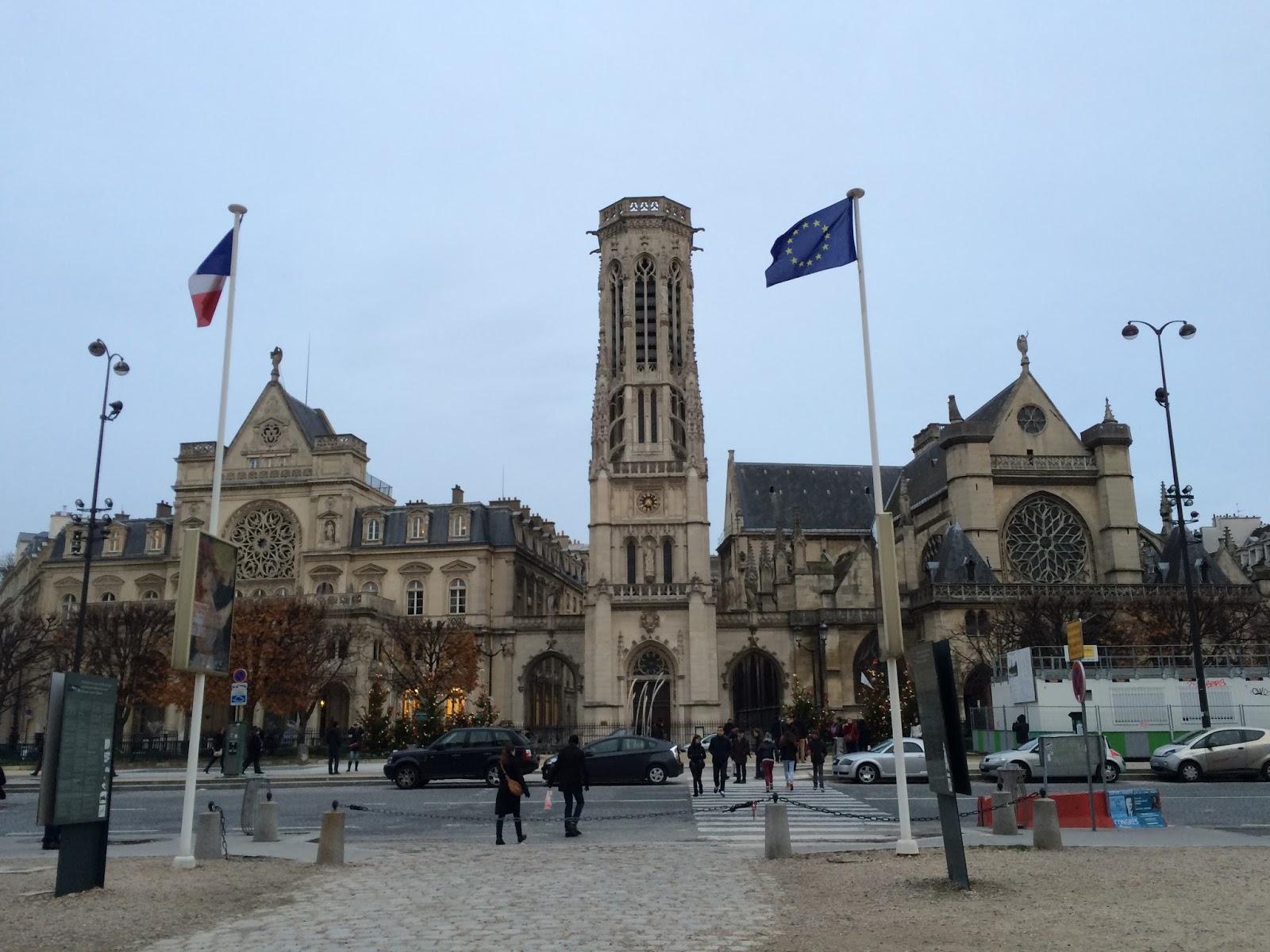 サンジェルマン・ロクセロワ教会(Église Saint-Germain-l'Auxerrois de Paris)
