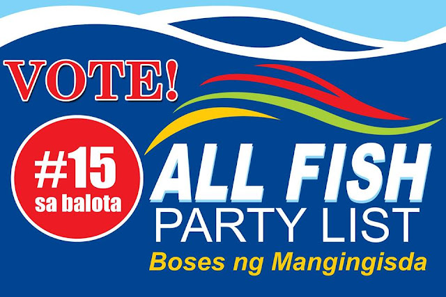 ALL FISH Party List