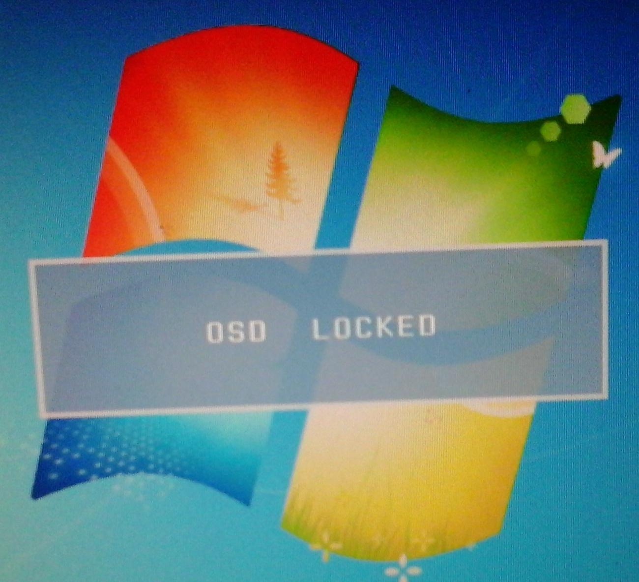 Cara Mengatasi OSD Locked LCD Monitor - Blog PAI