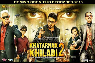 Khatarnak Khiladi 2(2016) Watch full hindi dubbed movie online