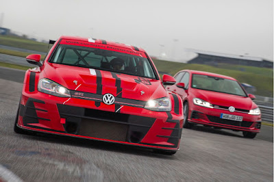 Volkswagen Golf GTI TCR 2018 Front