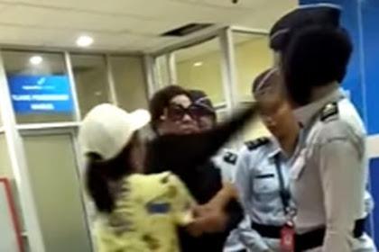 Kasus Istri Jendral Tampar Petugas, Menhub Terbitkan Surat Edaran: Petugas Bandara Harus Sopan