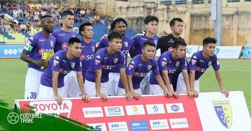 Đội bóng đến từ Hà Nội thâu tóm hầu hết các giải phụ.