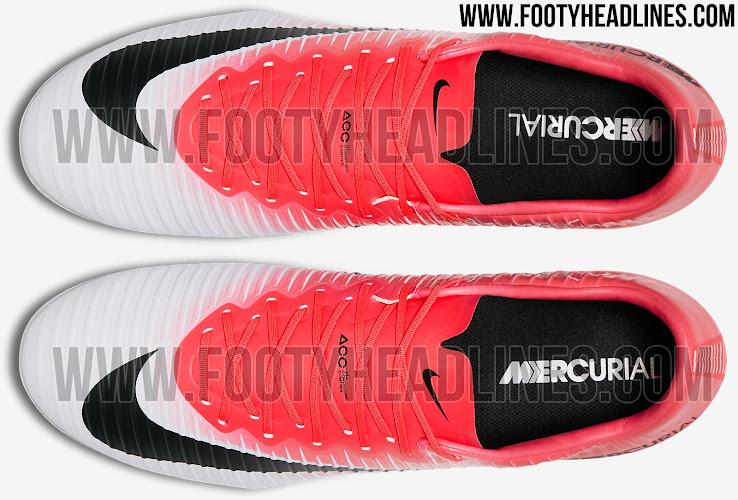 on sale 2aeb3 8bd9b Racer Pink Nike Mercurial Vapor 2017 Boots Released - Footy ...