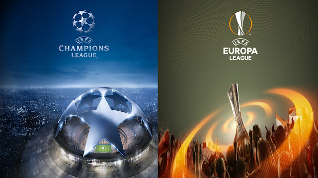 Pasukan Pusingan Separuh Akhir UEFA Champions League Dan Europa League 17/18