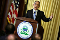 Scott Pruitt, administrator of the Environmental Protection Agency (EPA), speaks to employees of the agency in Washington, U.S., February 21, 2017. (Credit: Reuters/Joshua Roberts) Click to Enlarge.
