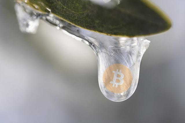 تجميد البتكوين (bitcoin-frozen)