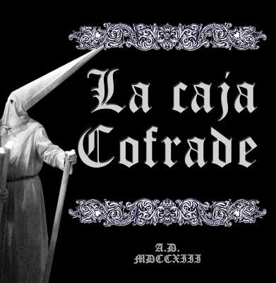 www.lacajacofrade.com es la tienda cofrade on line lider en el mundo cofrade de España donde encontrar pulseras cofrades, colgantes cofrades, inciensos de Sevilla, costales hechos a mano en Sevilla
