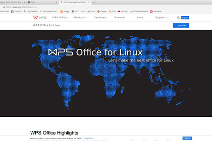 Cara Download WPS Office di Linux