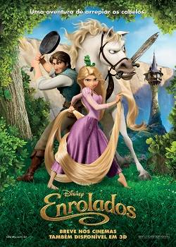 Download Enrolados DVDRip RMVB Dublado