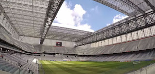 Бразильский стадион Байшада