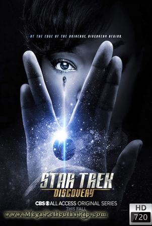 Star Trek Discovery Temporada 1 [720p] [Latino-Ingles] [MEGA]