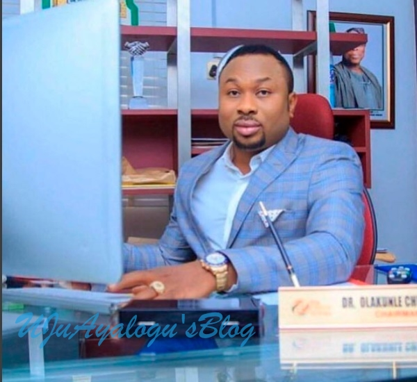 Churchill Olakunle Arrests Wrong IG User For Defamation of Character
