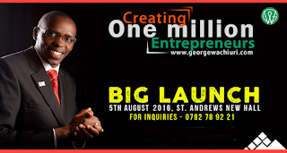 Optiven one million entrepreneurs