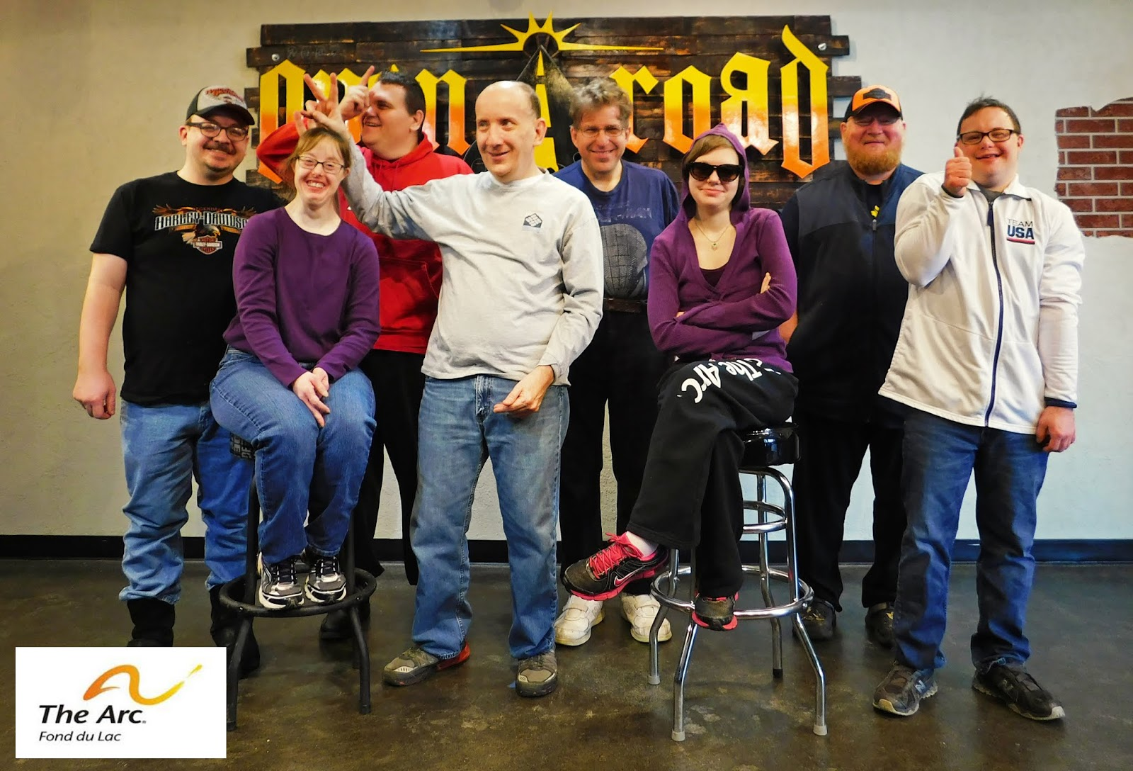 00fc261285 In honor of Disability Awareness Month Open Road Harley-Davidson has joined  forces with The ARC of Fond du Lac to support the community and add some ...